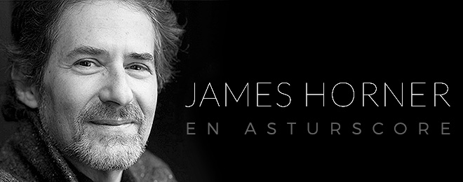 James Horner en AsturScore