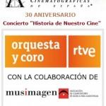 """Concierto """"Historia de Nuestro Cine"""""""
