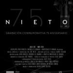 Jose Nieto 75 aniversario