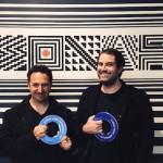 Antony Partos y Matteo Zingales